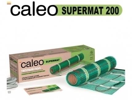 CALEO SUPERMAT 200 Вт/м2
