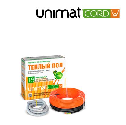 UNIMAT CORD 18W